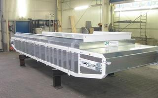 Special conveyor belts